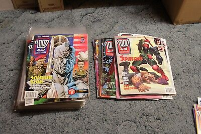 2000ad progs 864 to 920