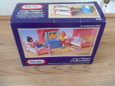Little Tikes Dolls Bedroom Furniture - New Boxed Rare Ideal  Xmas Gift