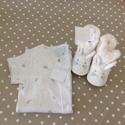 Little White Company baby Girl gift 12-18months