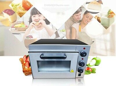 New Commercial Home Silver Multi-function Baking Tool Benchtop Electric Oven #