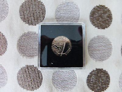 ONE UNDATED 20p + 2008 +  ENCAPSULATED  SEALED  RARE MULE COIN