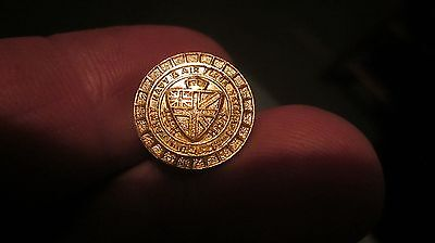 Army Navy&air Force Veterans In Canada Brass Button Canadian L@@k No Reserve