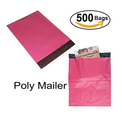 """100 10"""" X 13"""" Light Poly Mailer 2 Mil Shipping Mailing Packaging Envelope Bags"""