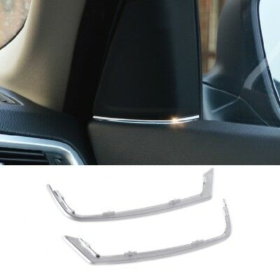 Car Front Door Stereo Speaker Strip Decal Trim Cover For BMW 5 Series525 520 F10