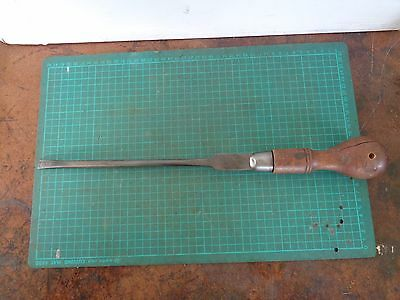 Large vintage MATHESON  screwdriver. made in Glascow