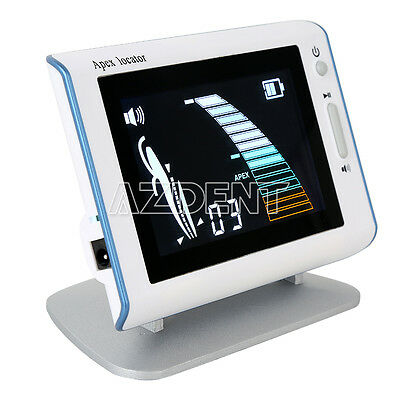 "UK DTE DPEX III Style Dental Root Canal Apex Locator Endo Measurement 4.5""LCD"