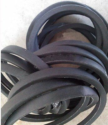 A20-A40 Replacement 20-40Inch V-Belt A Section For Industrial & Lawn Mower