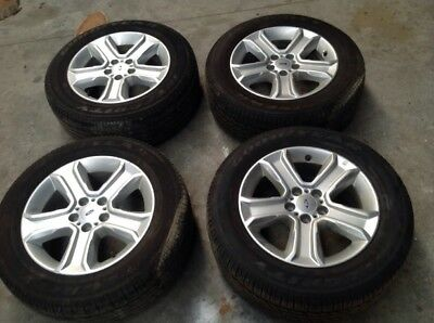 Ford Territory Alloy Wheels And Tyres