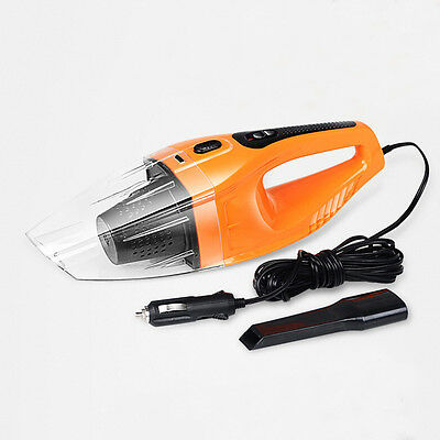 Portable 12V 120W Wet and Dry Handheld Car Auto Vacuum Cleaner