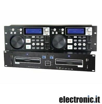SP840 - CDJ-6600 Dual DJ CD Player con USB/SD