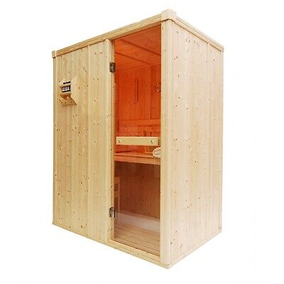 D1525 Domestic Sauna Cabin