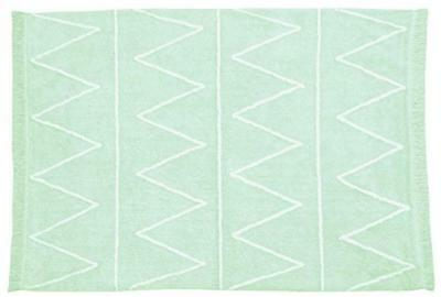 Lorena Canals C-HY-G Hippy Mint Washable Rug, Verde - NUOVO