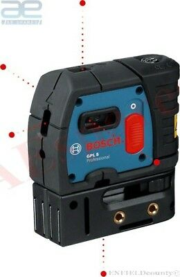 New Point Laser Bosch Gpl 5 Professional Tool Spares2U
