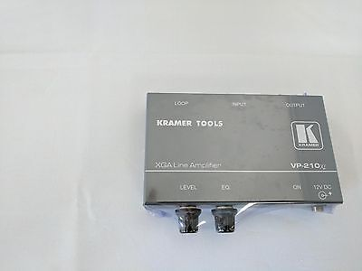 XGA Line Amplifier - VP-210XL