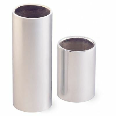 Stagg SGS-S Chromed Steel Slide Set - Small