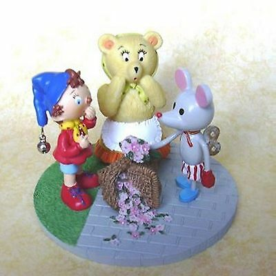 Enid Blyton.NODDY, MRS TUBBY,CLOCKWORK MOUSE by ELGATE BOXED