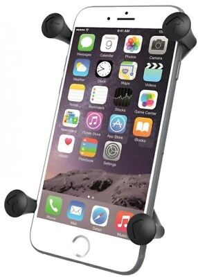 Ram Mount Universal X-Grip X Grip Cradle For Handheld Mobile Phone Large