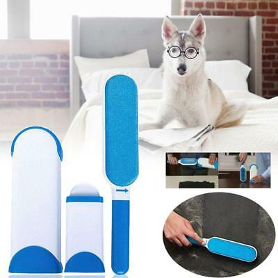 Uccidete Fur Wizard Pet Pelliccia Lint Remover Portable Cleaner Brusher spazzola