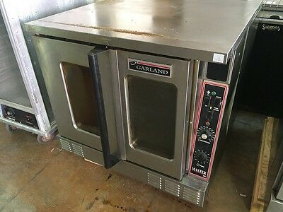 Garland Master 200 Full Size Gas Convection Oven /Bakery/Commercial/Restaurant