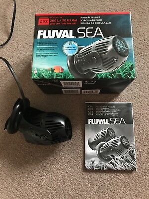 Fluval Sea CP3 2800L/ Hour / 740 Gallons / Hour  Circulation Pump