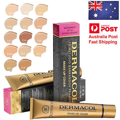 Dermacol Clone Film Studio Foundation Legendary High Covering Make Up