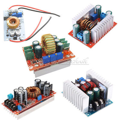 Converter 10/12/15/20A 150/250/300/400/1200W Step up Step down Buck Boost DC-DC