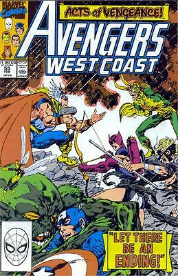 Avengers West Coast Digital Comic Collection Disk