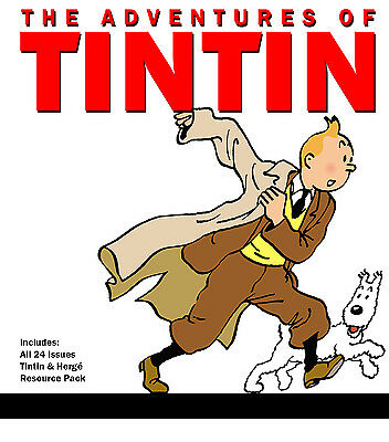 The Adventures of Tintin Collection Disk