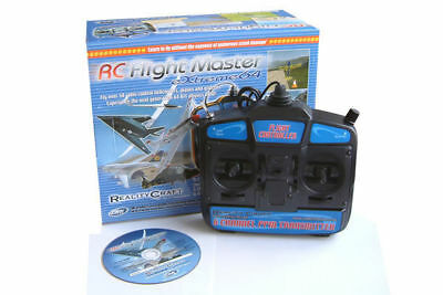 RCSIM46 RC Flight Master Extreme 64 Model Flight Simulator brand new