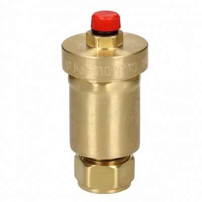 15Mm Aav Compression Automatic Auto Bottle Air Vent Valve Heating Boiler