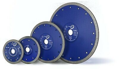 Classicpro Tile Turbo Thin Diamond Dry Cutting blade/Disc Grinder 115-230mm UK