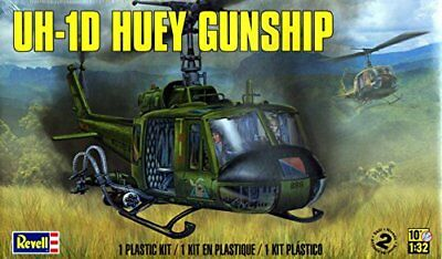 Revell Germany UH-1D Huey Gunship Model Kit RMXS5536