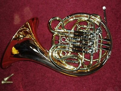 HOLTON FRENCH HORN H181 F/Bb FULL DOUBLE PROFESSIONAL MODEL