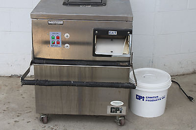 Cpi Silvershine Cdm-12K Commercial Silverwear Cutlery Dryer Polisher Sanitizer