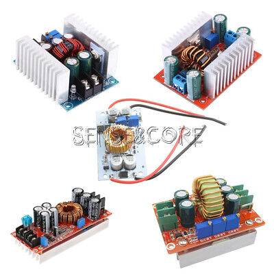 10/12/15/20A 150/250/300/400/1200W Step up Step down Buck Boost DC-DC Converter