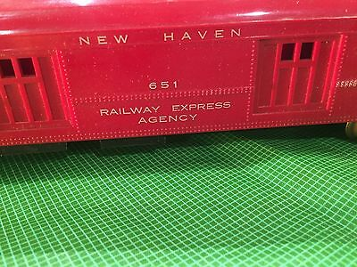 American Flyer Train 651 New Haven Express Car in Orig. box - Estate Sale