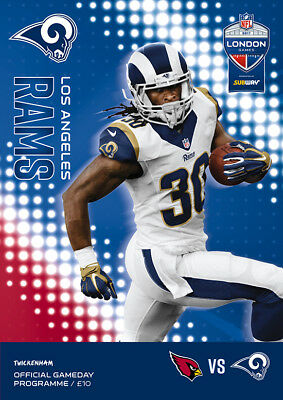 Los Angeles Rams V Arizona Cardinals-Nfl-22Nd October 2017