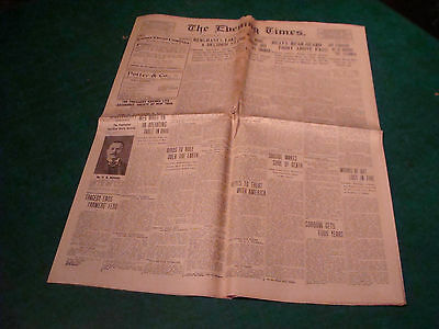 1905 The Evening Times Pawtucket RI - 3-18; sucide in NY; sheriff newton saved