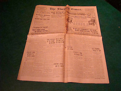 1905 The Evening Times Pawtucket RI - 3-27; crisis in Maryland oveer SUFFRAGE
