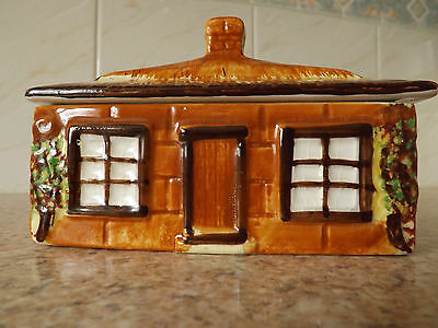 Kensington Price Cottage ware lidded butter dish excellent condition