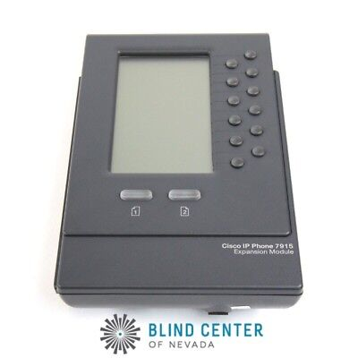 New Cisco CP-7915 IP Phone Expansion Module