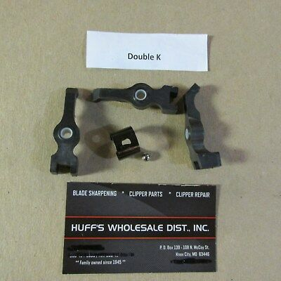 Double K Clipper Replacement Clamp and Ball And 3 Drive Levers