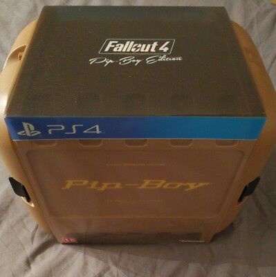 fallout 4 collector version française NEUF sous blister
