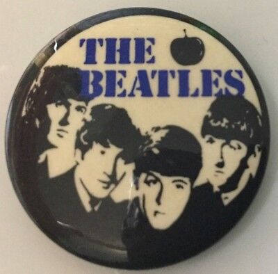 Beatles - The Beatles pin back button