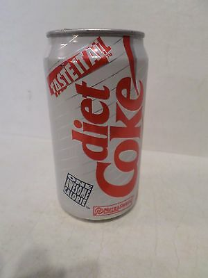 Old Taste It All One Awesome Calorie Coca Cola Diet Coke Soda Pop Can