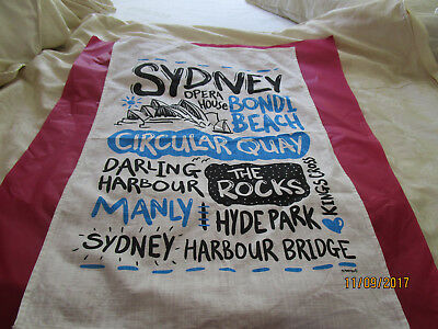 Tea Towel- Sydney