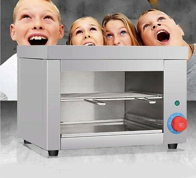 Commercial 1800W Multi-function Heating Stainless Steel Benchtop Electric Oven*