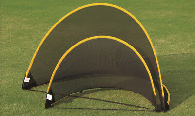 Brand New - Large Size Pop Up Soccer Goal - Shooting Accuracy With Lots Of Fun