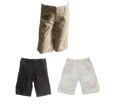 On Sale**Quiksilver**Boys Cargo Shorts Youth Casual Shorts Summer Size 10 12 14