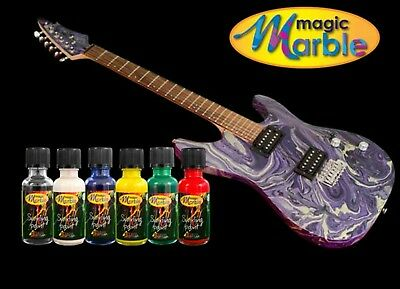 Magic Marble Paint, Basic Colors. Choose any 6 bottle